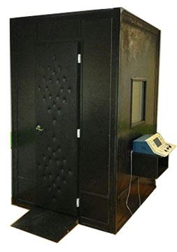 اتاقک ادیومتری و شنوایی سنجی