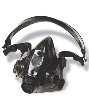 ماسک-شیمیایی-نیم-صورت-۷۷۰۰-NORTH-سیلیکونی-