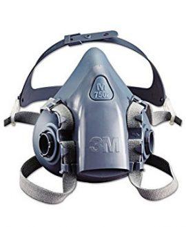 ماسک شیمیایی نیم صورت ۳m 7502